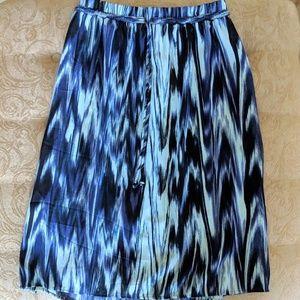 Faded glory ♥️ midi skirt S
